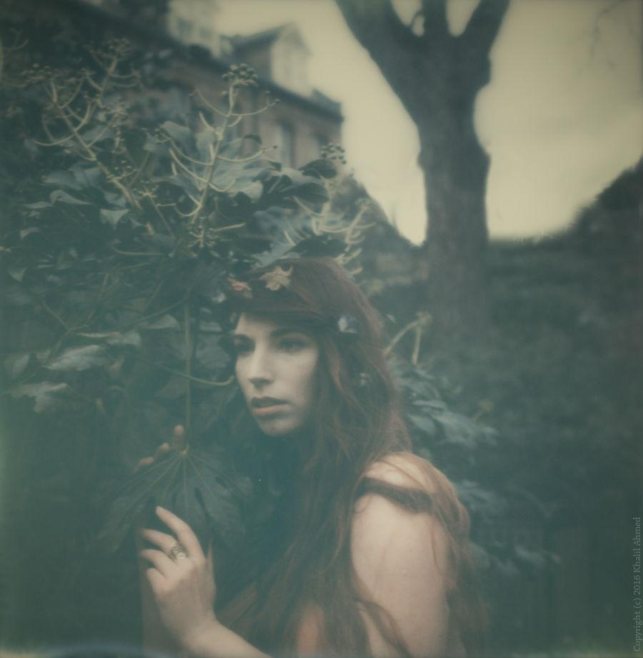 Pre-raphaelite Shoot With Roswell Ivory
